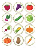 Étiquettes autocollants-Les semences-2