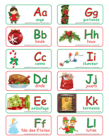 Etiquettes-mots-Abecedaire Noel-1