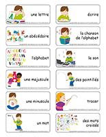 Étiquettes-mots-Alphabet 2021
