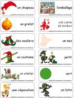Étiquettes-mots-Atelier des lutins