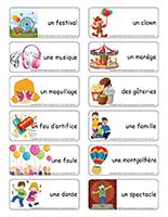 Étiquettes-mots-Festivals d'été