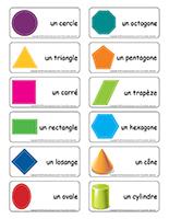 Étiquettes-mots-Hexagone