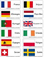 Carte De Leurope Jeux Educatifs.L Europe Activites Pour Enfants Educatout
