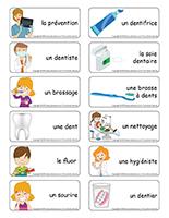 Étiquettes-mots-La santé dentaire 2018
