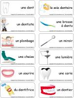 Étiquettes-mots-La santé dentaire