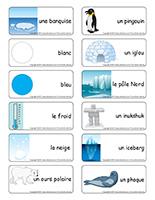 Étiquettes-mots-Le monde polaire