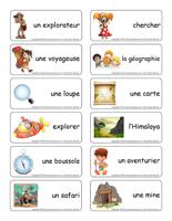 Étiquettes-mots-Les explorateurs