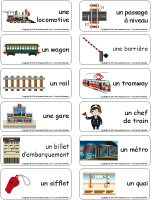 Étiquettes-mots-Les trains