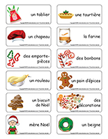 Etiquettes-mots-Noel-La cuisine