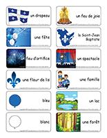 Étiquettes-mots–Saint-Jean-Baptiste