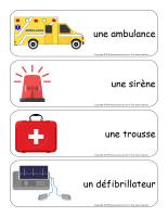 Étiquettes-mots-géants-Ambulanciers-Ambulancières-1