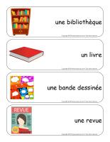 Étiquettes-mots géants-Bibliothèque-1