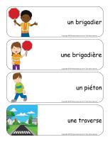 Étiquettes-mots géants-Brigadiers-Brigadières-1
