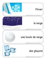 Étiquettes-mots géants-Châteaux de neige-1