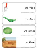 Étiquettes-mots géants-Châteaux de sable-3