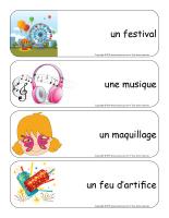Étiquettes-mots géants-Festivals d'été-1