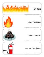 Étiquettes-mots géants-Feu-1