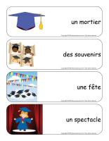 Étiquettes-mots géants-Graduation-2