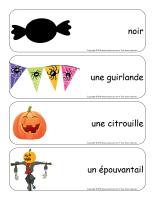 Étiquettes-mots géants-Halloween-Les décorations-2