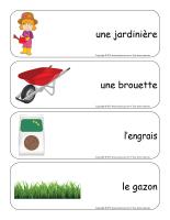 Étiquettes-mots géants-Jardiniers-Jardinières-3