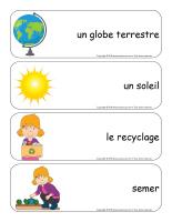 Étiquettes-mots géants-Jour de la Terre-2