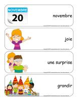 Étiquettes-mots géants-Journée de l'enfant-2019-2