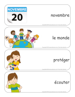 Étiquettes-mots géants-Journée de l'enfant-3