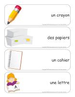 Étiquettes-mots géants-L'écriture-1