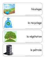 Étiquettes-mots géants-L'environnement-2