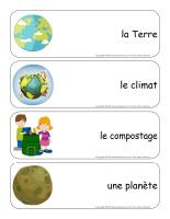 Étiquettes-mots géants-L'environnement-3