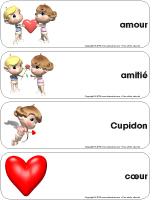 Étiquettes-mots-géants-La Saint-Valentin