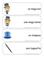 Étiquettes-mots-géants-La magie