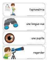 Étiquettes-mots géants-La vue-2