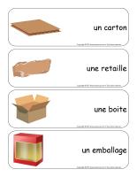 Étiquettes-mots géants-Le carton-1
