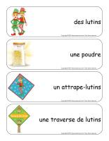 Étiquettes-mots géants-Les lutins 2017-1