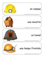 Étiquettes-mots géants-Les mines-3