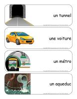 Étiquettes-mots géants-Les tunnels-1