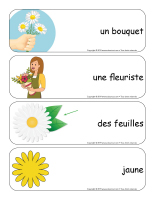 Étiquettes-mots géants-Marguerites-2