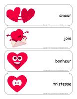 Étiquettes-mots géants-Météo de mon cœur-1