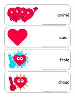 Étiquettes-mots géants-Météo de mon cœur-2