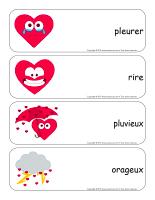Étiquettes-mots géants-Météo de mon cœur-3