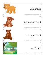 Étiquettes-mots géants-Oursons-1
