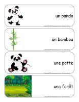 Étiquettes-mots géants-Pandas-1