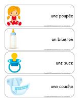 Étiquettes-mots géants-Poupées-1