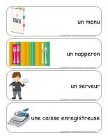 Étiquettes-mots géants-Restaurant-1