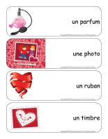 Étiquettes-mots géants-Saint-Valentin-Lettres d'amour-3