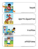 Étiquettes-mots géants-Sports d'été-3