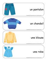 Étiquettes-mots géants-Vêtements-1