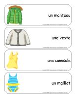 Étiquettes-mots géants-Vêtements-3
