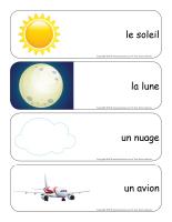 Étiquettes-mots géants-le ciel-1